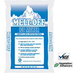 MELT-OFF Ice Melter - Safe for Concrete, Vegetation
